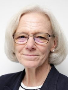 Vice-Chair: Miss Heather Mellows OBE