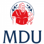 The MDU logo