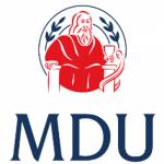 The MDU logo