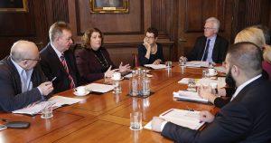 Roundtable debate