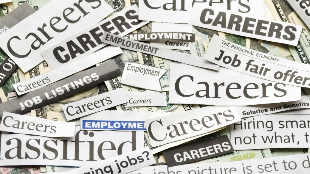 Expert view: thinking of changing career? Part 1