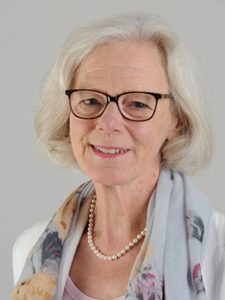 Vice-Chair and Chair of Grants & Awards Committee: Miss Heather Mellows OBE