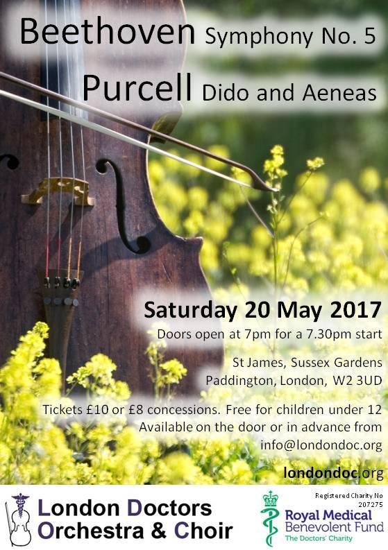 LDOC Concert Flyer