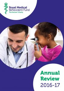 Annual Review 2016-17 Cover