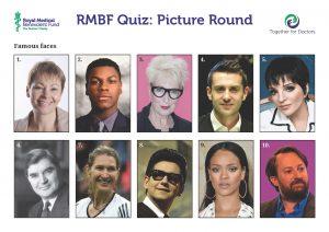 RMBF Quiz picture round