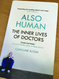 Also Human: The Inner Lives of Doctors book cover