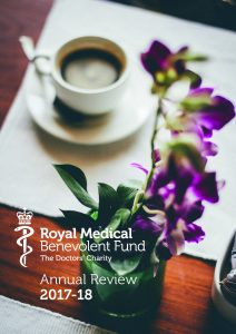 RMBF Annual Review 2017-18 cover