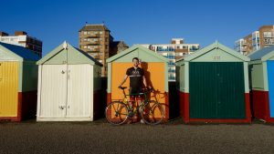 Q&A: Dr Mike on a Bike on his round-the-world cycle ride