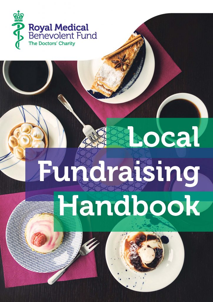 Local Fundraising Handbook cover