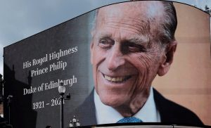 RMBF offers condolences on the death of His Royal Highness The Prince Philip, Duke of Edinburgh