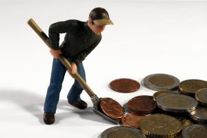 Money problems and poor mental wellbeing